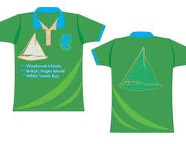 #7 para Design a T-Shirt with a sailing theme por simplicityshop