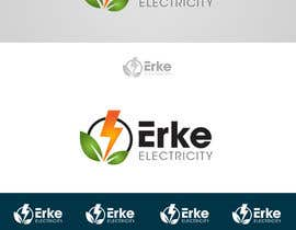 #56 para Design a Logo for Erke Electricity por lumerbgraphics