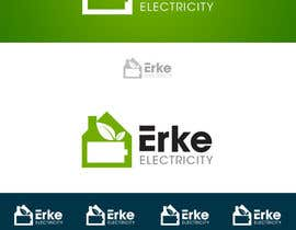 #57 para Design a Logo for Erke Electricity por lumerbgraphics