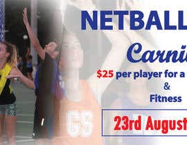 #14 for Design a Banner for Netball Carnival by jassna