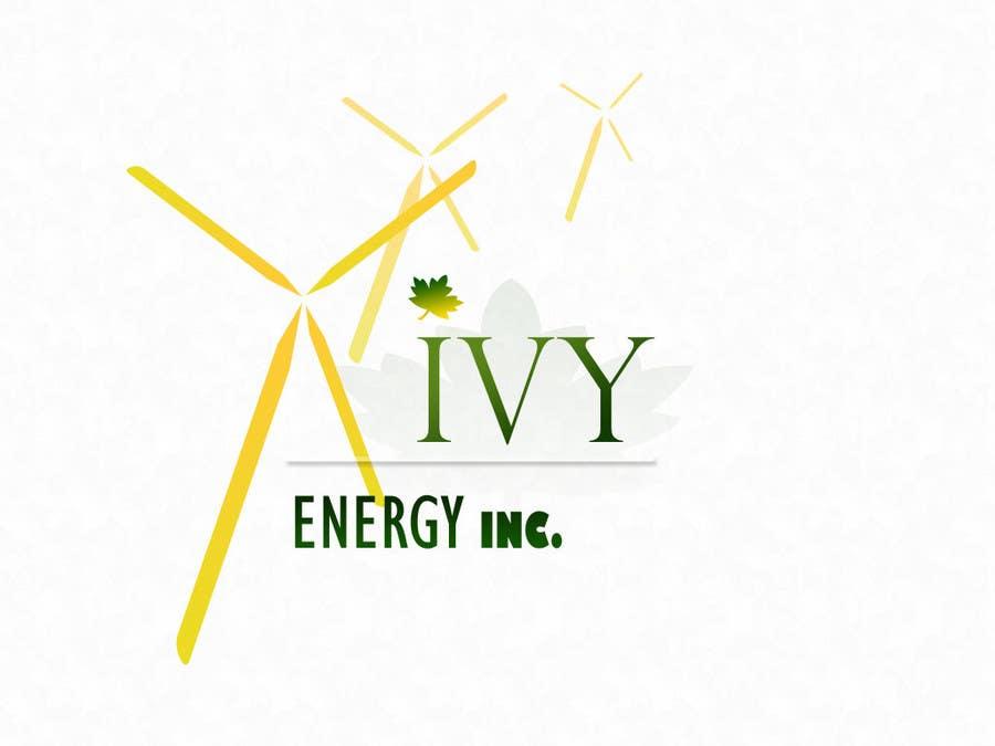 Inscrição nº                                         136                                      do Concurso para                                         Logo Design for Ivy Energy