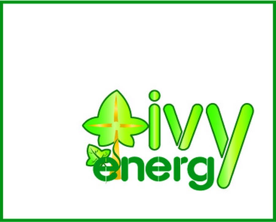 Inscrição nº                                         155                                      do Concurso para                                         Logo Design for Ivy Energy