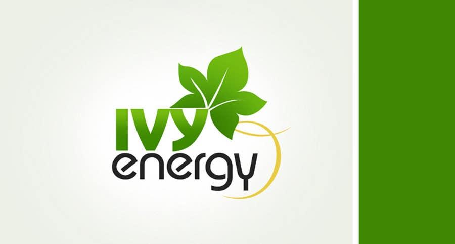 Inscrição nº                                         255                                      do Concurso para                                         Logo Design for Ivy Energy
