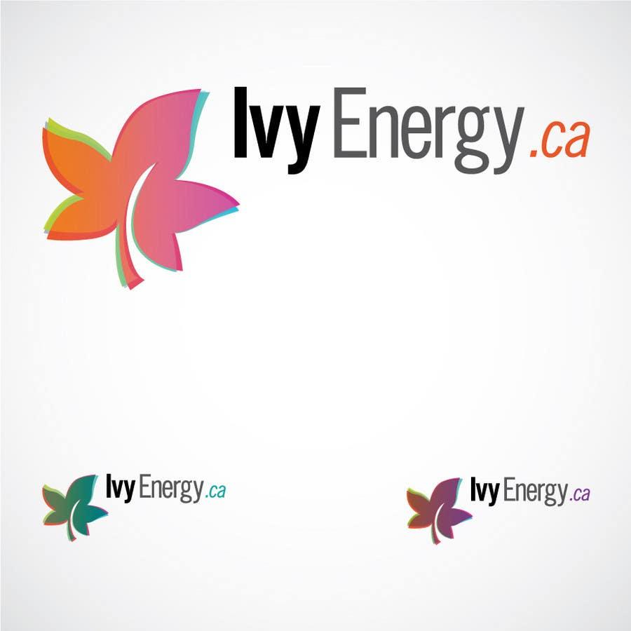 Inscrição nº                                         8                                      do Concurso para                                         Logo Design for Ivy Energy