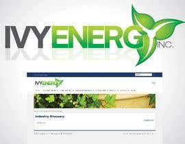 #204 para Logo Design for Ivy Energy de bcatunto
