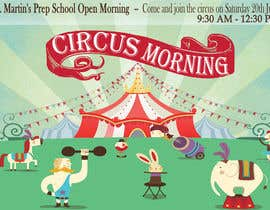 deeadum tarafından Design a Flyer for circus open morning için no 8