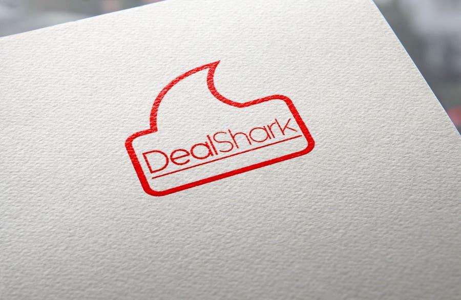Konkurrenceindlæg #28 for Design a Logo for a website (DEAL SHARK)