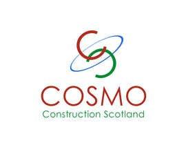 greenraven91 tarafından COSMO construction scotland logo için no 28