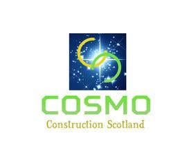 #78 for COSMO construction scotland logo by greenraven91