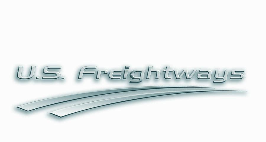Конкурсная заявка №208 для Logo Design for U.S. Freightways, Inc.