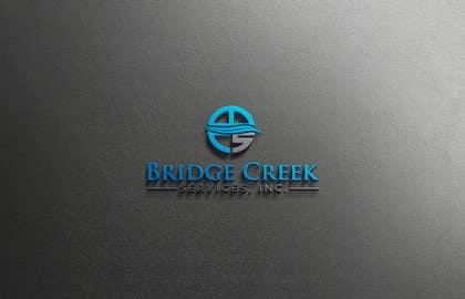 Nro 180 kilpailuun Bridge Creek Services Logo käyttäjältä thelionstuidos