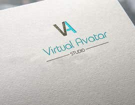 #14 for Logo for Virtual Avatar Studio af krativdezigns