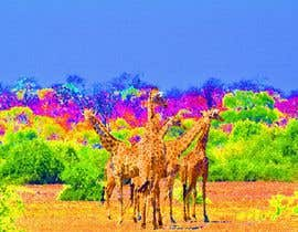 #47 for Create an impressionist painting of wildlife photo by ChatterjeeA