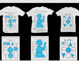 nº 43 pour Design a T-Shirt for GodsClothesline par xcerlow