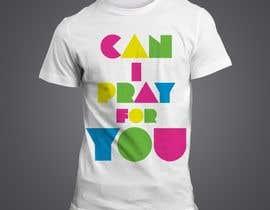 #28 para Design a T-Shirt for GodsClothesline por seteki