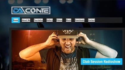 #238 cho I need a New Logo for a DJ bởi SergiuDorin