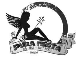 #4 para Design a Logo for Pub crawl, group party por SilvinaBrough