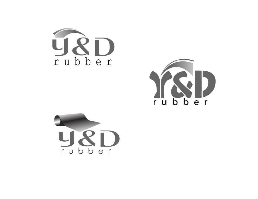 Penyertaan Peraduan #26 untuk Design a Logo for yd rubber