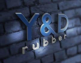 #32 for Design a Logo for yd rubber by akterfr