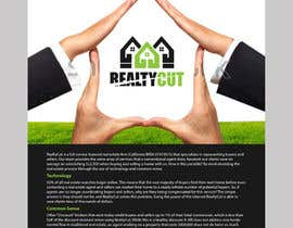 #19 for Design an Advertisement for RealtyCut af Brandwar
