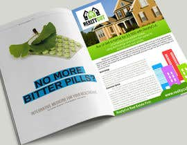 #24 for Design an Advertisement for RealtyCut af creazinedesign