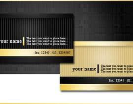 #3 para Design a Business Cards for us por gabymelove