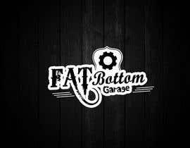 Nro 55 kilpailuun Design a Logo for Fat Bottom Garage käyttäjältä Gibbersniff