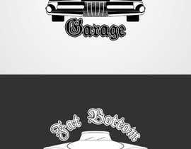 Nro 29 kilpailuun Design a Logo for Fat Bottom Garage käyttäjältä Hayesnch