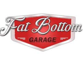 #53 for Design a Logo for Fat Bottom Garage af henniep