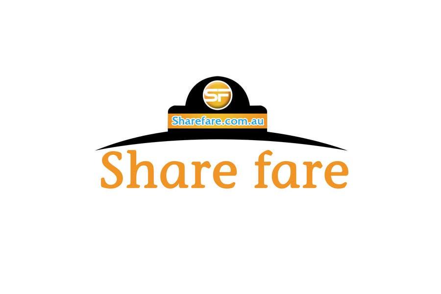 Bài tham dự cuộc thi #                                        40                                      cho                                         Logo Design SHARE FARE