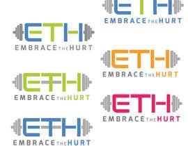 Nro 65 kilpailuun Embrace The Hurt- Logo Design käyttäjältä Musedesign1012