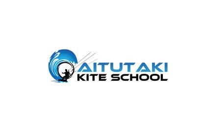 Nro 8 kilpailuun Kitesurfing Logo käyttäjältä feroznadeem01