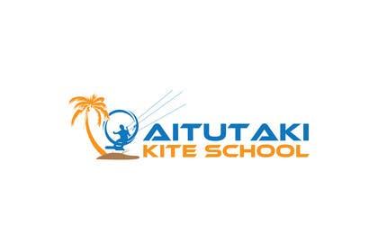 Nro 14 kilpailuun Kitesurfing Logo käyttäjältä feroznadeem01
