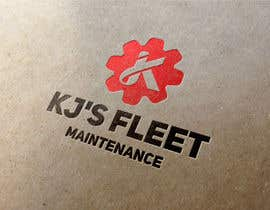 #18 para Design a Logo and Business Card Design for KJ's Fleet Maintenance por MaxMi