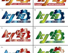 #8 para Design a Logo and Business Card Design for KJ's Fleet Maintenance por a25126631