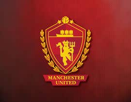 #388 for Design a New Crest for Manchester United FC @ManUtd_PO #MUFC by Kugel