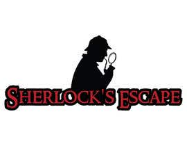 "#25 for Design a Logo for ""Sherlock's Escape"" by Raveg"