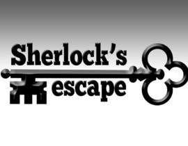 "#19 for Design a Logo for ""Sherlock's Escape"" by sid109"