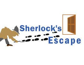 "#61 for Design a Logo for ""Sherlock's Escape"" by gurusinghekancha"