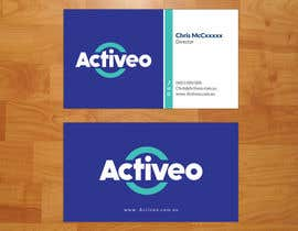 #159 untuk Design some Business Cards for Activeo oleh smshahinhossen