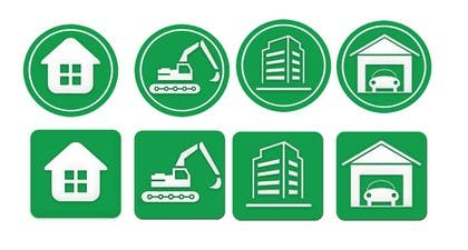 darkavdarka tarafından Design icons / pictograms (real estate) için no 15