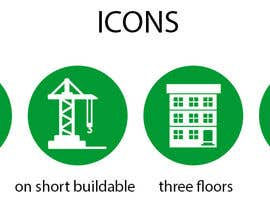 #23 cho Design icons / pictograms (real estate) bởi iambedifferent