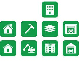 #19 cho Design icons / pictograms (real estate) bởi Rendra5