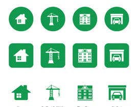 #29 cho Design icons / pictograms (real estate) bởi Rendra5
