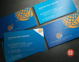 #24 untuk Design a letterhead and business cards for a multi service company oleh sadekahmed