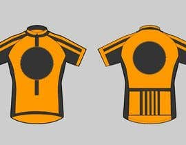 #22 for Design a Flagship Cycling Jersey af violetabalaz