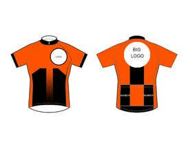 #12 for Design a Flagship Cycling Jersey af andrei215
