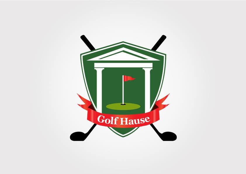 Bài tham dự cuộc thi #                                        8                                      cho                                         Design eines Logos for Golf Haus