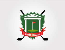 nº 8 pour Design eines Logos for Golf Haus par nole1