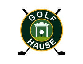 nº 10 pour Design eines Logos for Golf Haus par nole1
